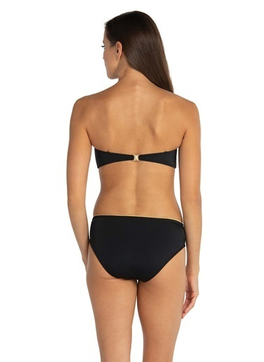 Dagi Straplez Bikini Takım Siyah